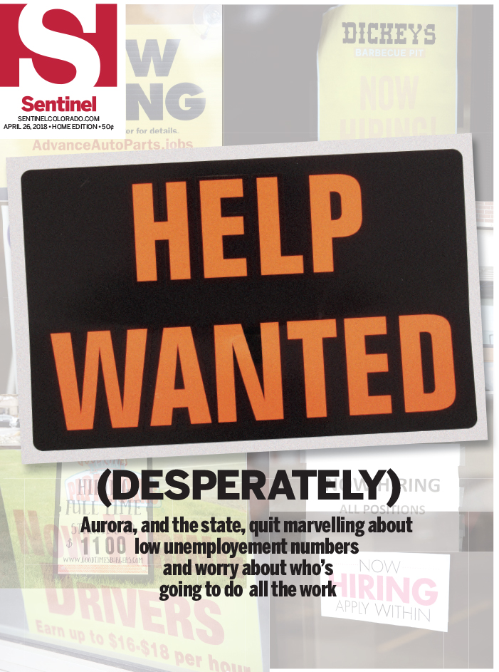 A HIRE CALLING: Help wanted — desperately — as applicants