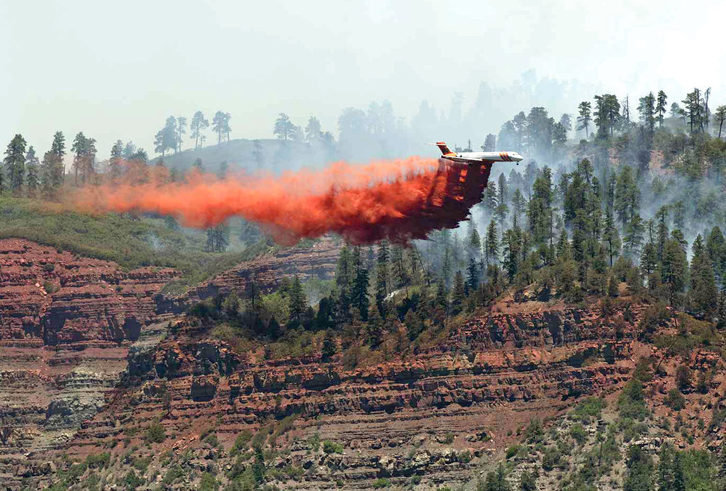 Extreme fire danger in Colorado, region forces another national