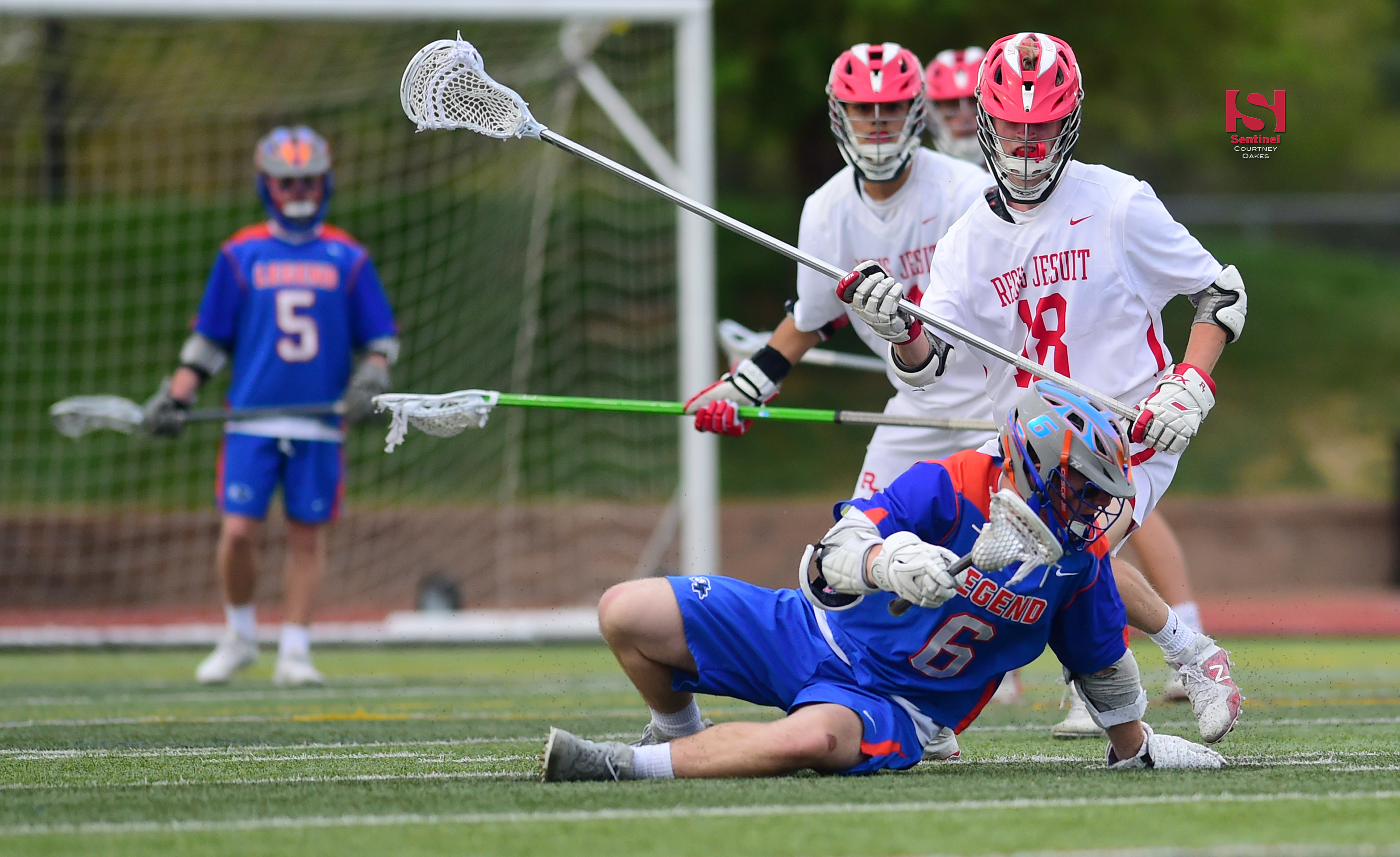 Boys Lacrosse: Regis Jesuit lands handful of All-American