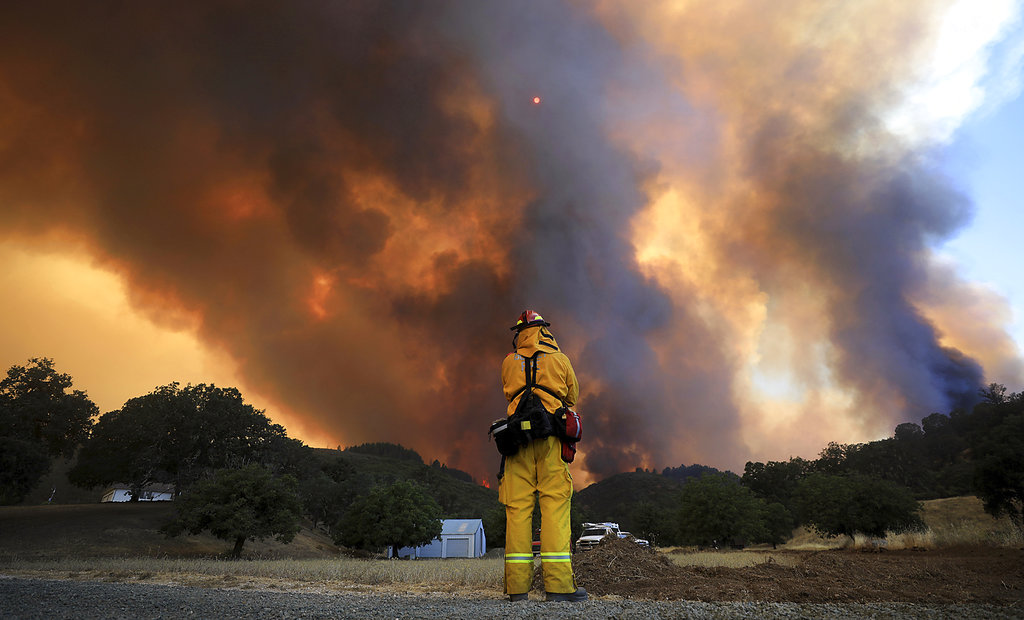 Driven by climate change, fire reshaping Colorado, the West