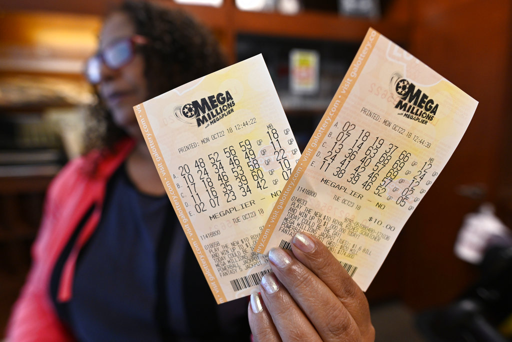 Mega Millions Powerball Prizes Come Down To Math Long Odds