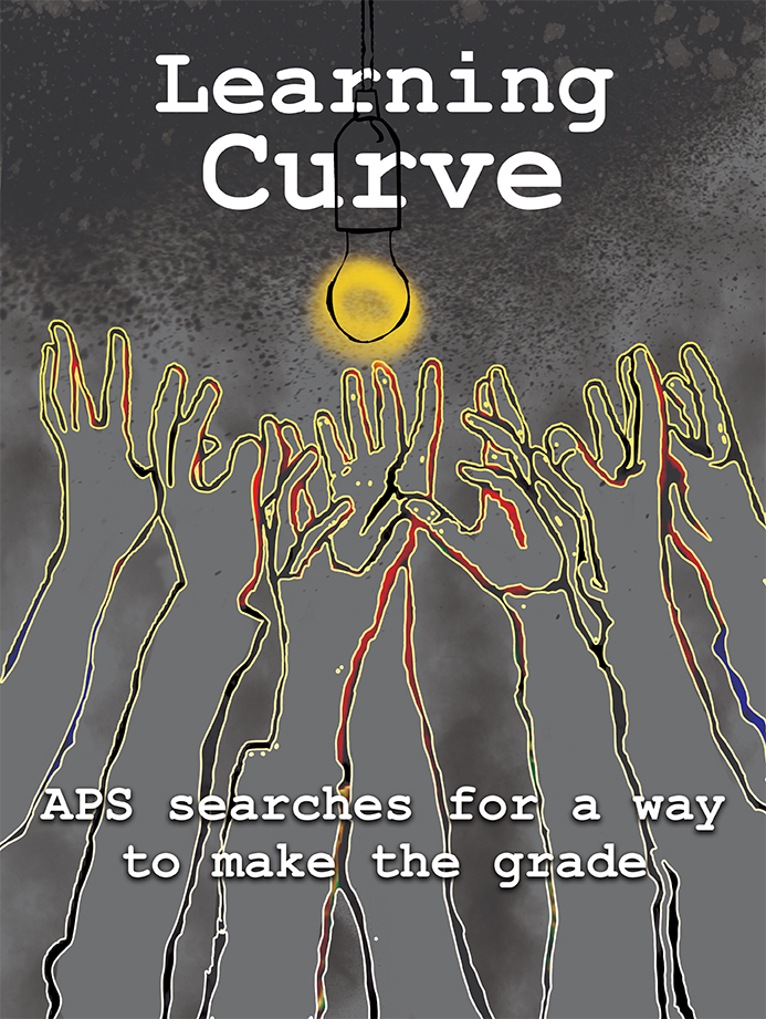 Standards Grades And Tests Are Wildly >> Learning Curve Aps Searches For A Way To Make The Grade Sentinel
