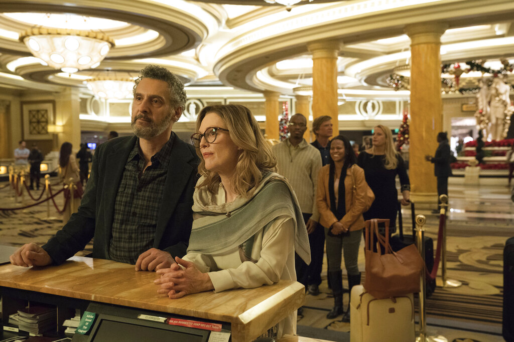 Film Review Julianne Moore Shines In Gloria Bell