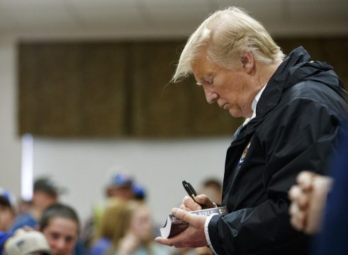 Trump to visit Alabama tornado disaster area