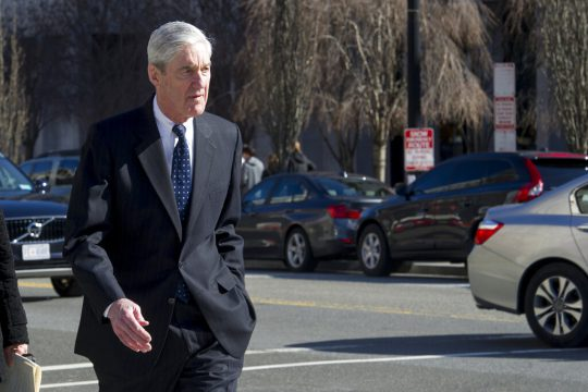 Mueller report to be released by mid-April