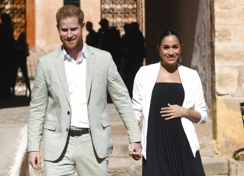 Palace to 'Harness' Harry, Meghan Sending Them Off to Africa