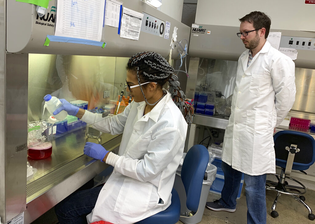 Terence Chea Author >> Under A Microscope Startups Grow Meat In Lab Face Scrutiny