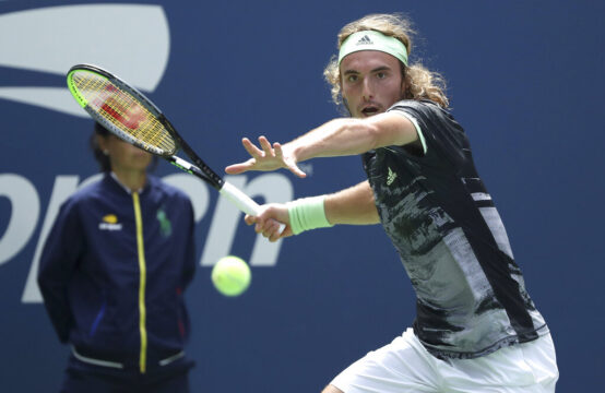US Open: Nadal sweeps into second round