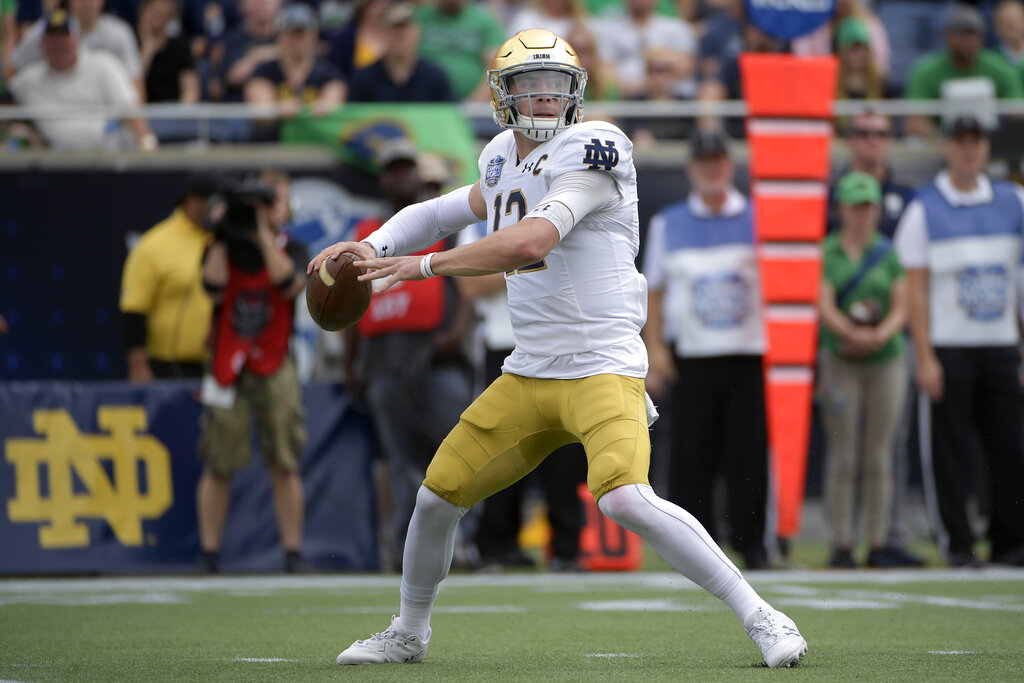 No. 7 Notre Dame, Wake Forest reschedule game postponed by coronavirus outbreak
