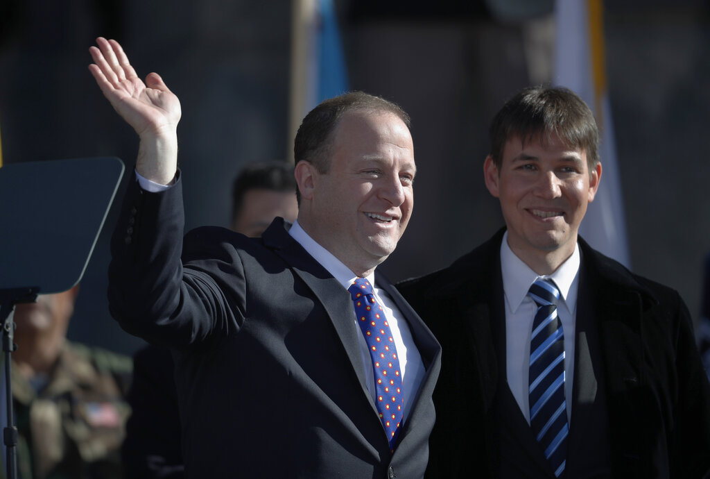 Colorado Gov. Jared Polis, his partner test positive for COVID-19