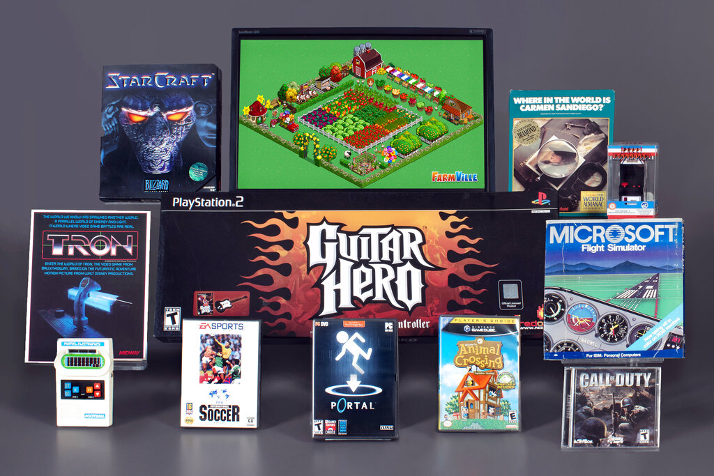 Call of Duty among finalists for Video Game Hall of Fame