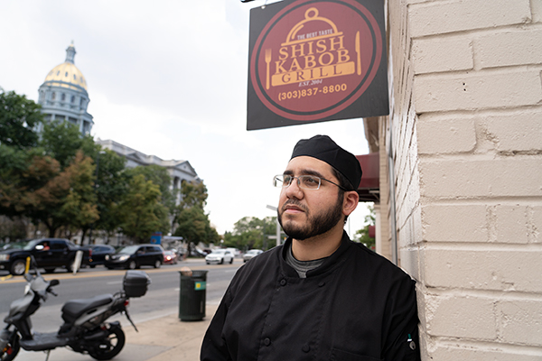 KEEPING FAITH: For most Muslims in the Aurora region, the effects of the Sept. 11 terrorist attacks came the day after, and have lasted for 20 years
