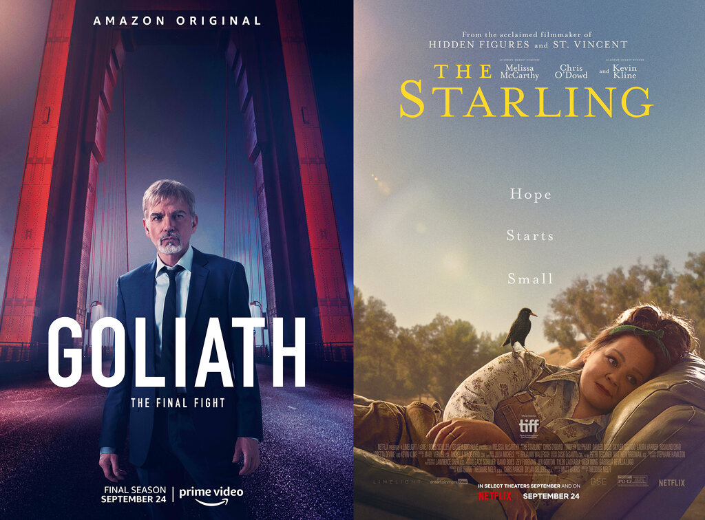 New this week: 'The Starling,' Diddy and Billy Bob Thornton - Sentinel Colorado
