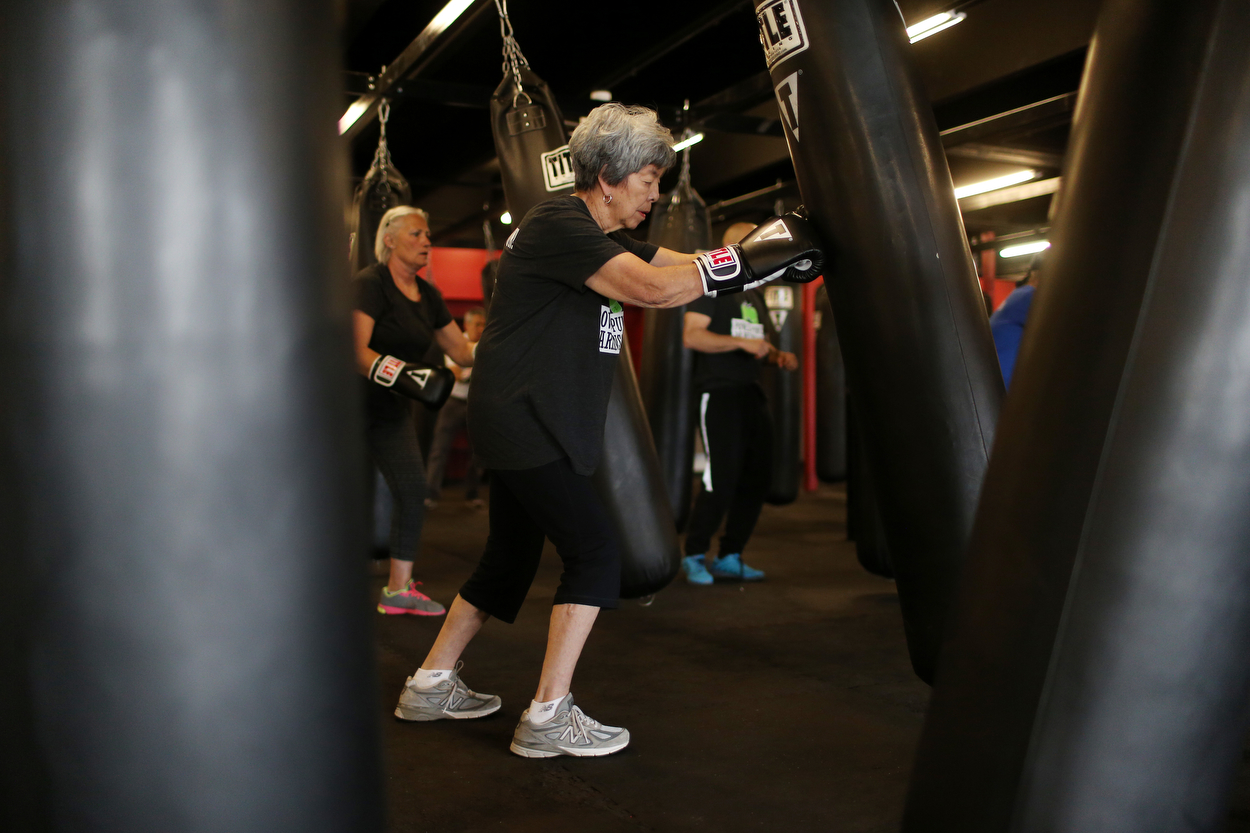 Giving Parkinson's Disease the one-two punch — patients benefit from