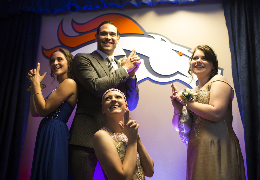 PHOTOS: Children's Hospital Colorado Prom at Sports Authority Field