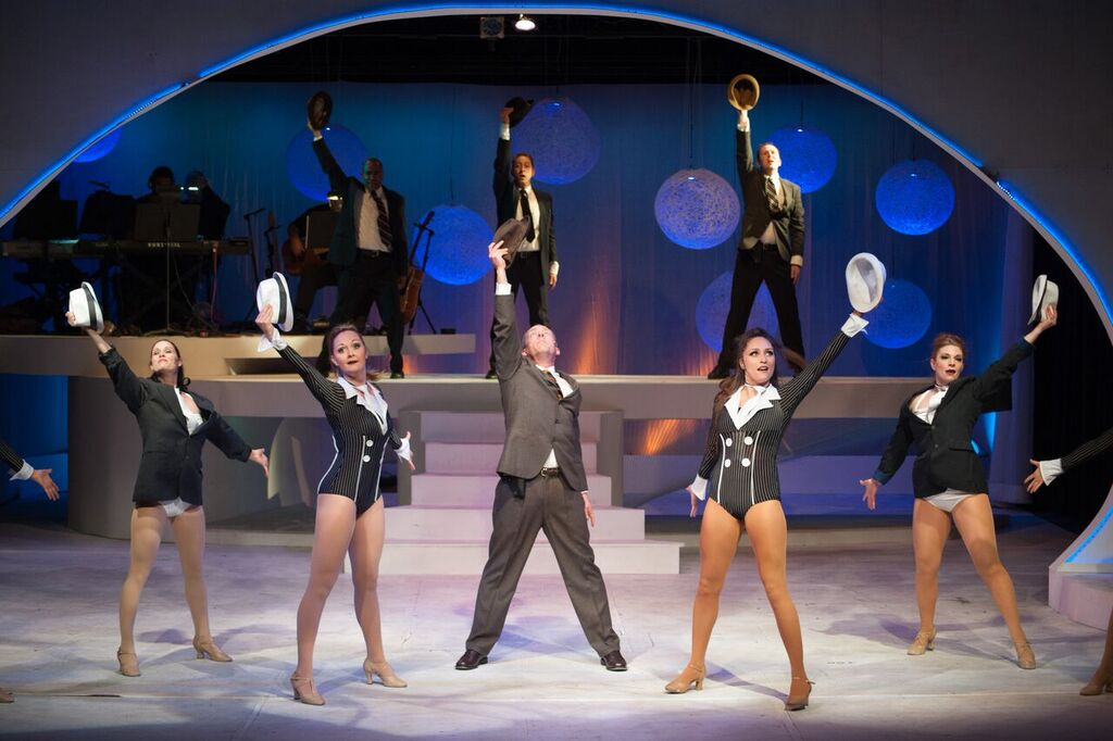 Review Chasing The Perfect Musical Catch Me If You Can