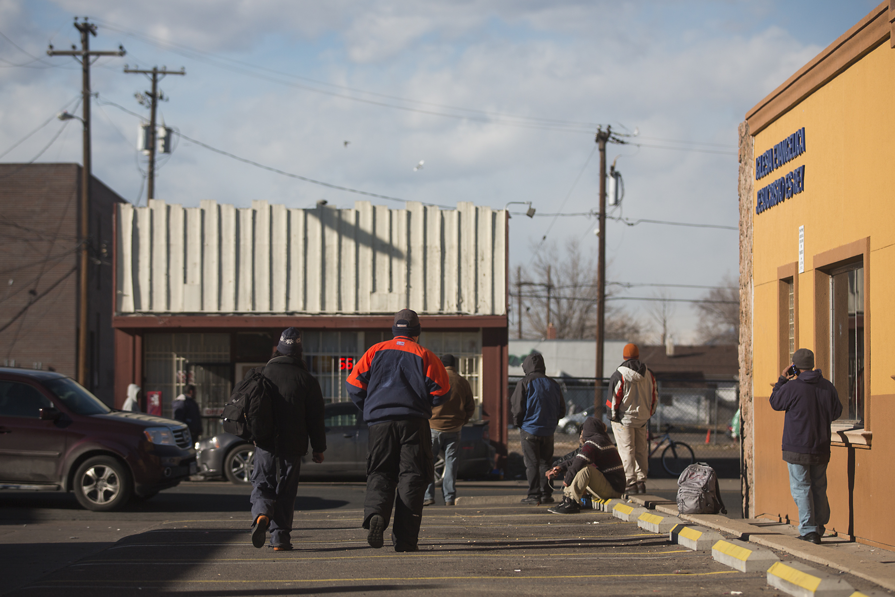 City Moves Forward With Proposed Building To Serve Day Laborers Near