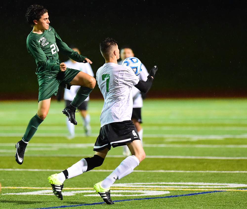 Mountain Vista Class 5A Boys State Soccer Playoffs 11415 Photo By Courtney Oakes Aurora Sentinel