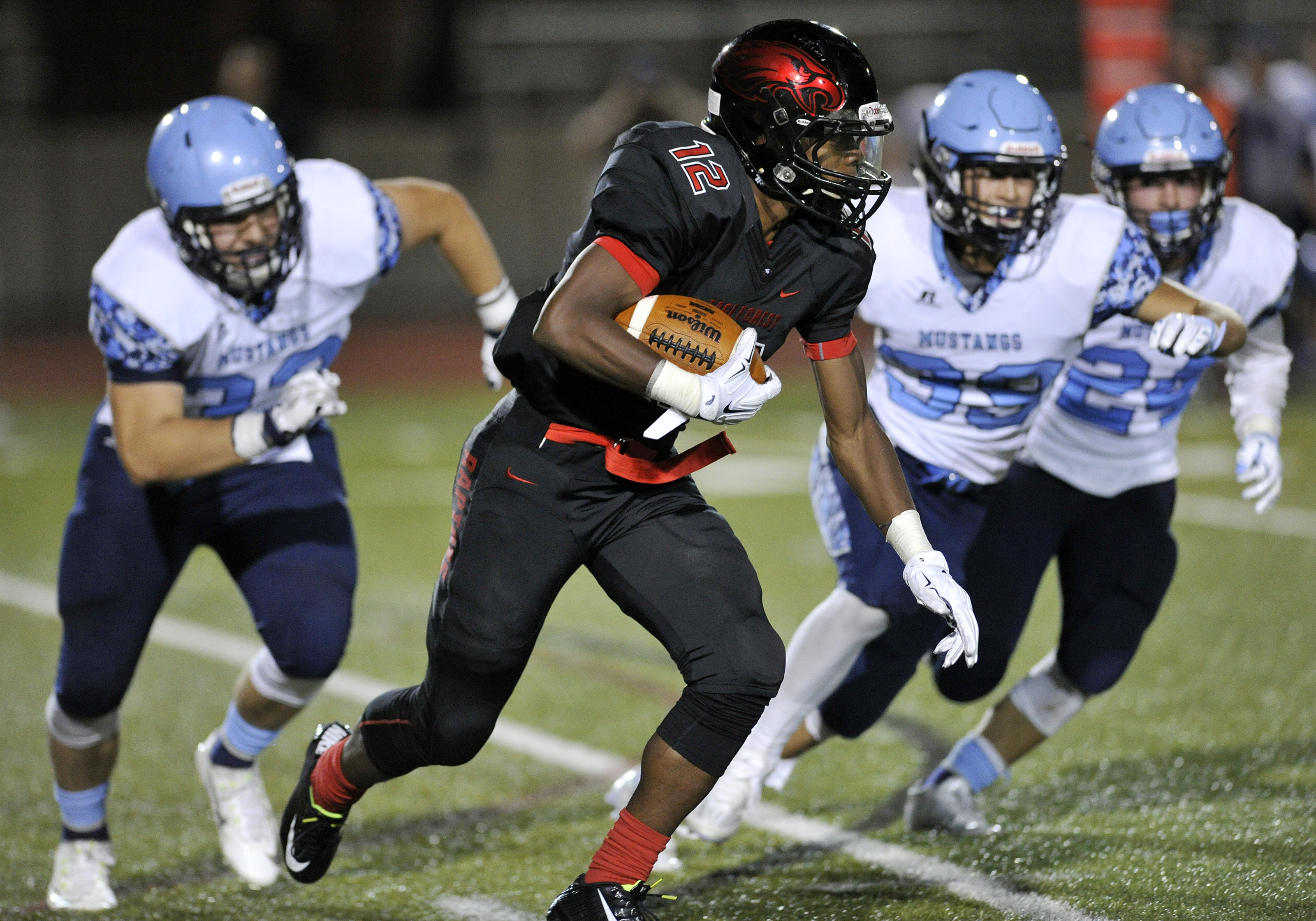 Football Eaglecrest Comeback Comes Up Short In 33 27 Loss To