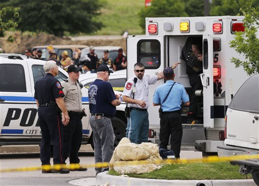 Police: 9 dead from Texas shootout among rival biker gangs