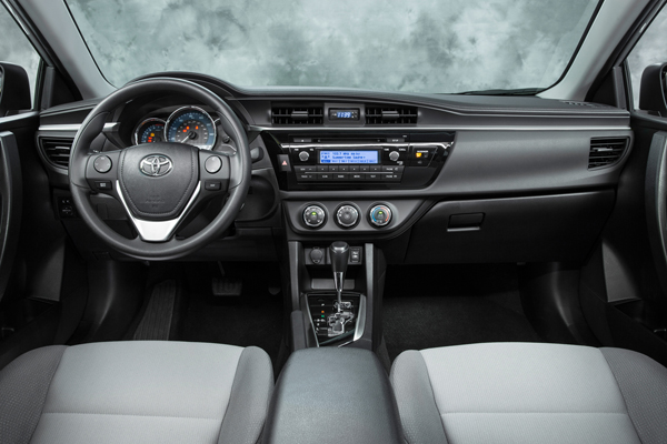 2014 Toyota Corolla. (Courtesy Photos)