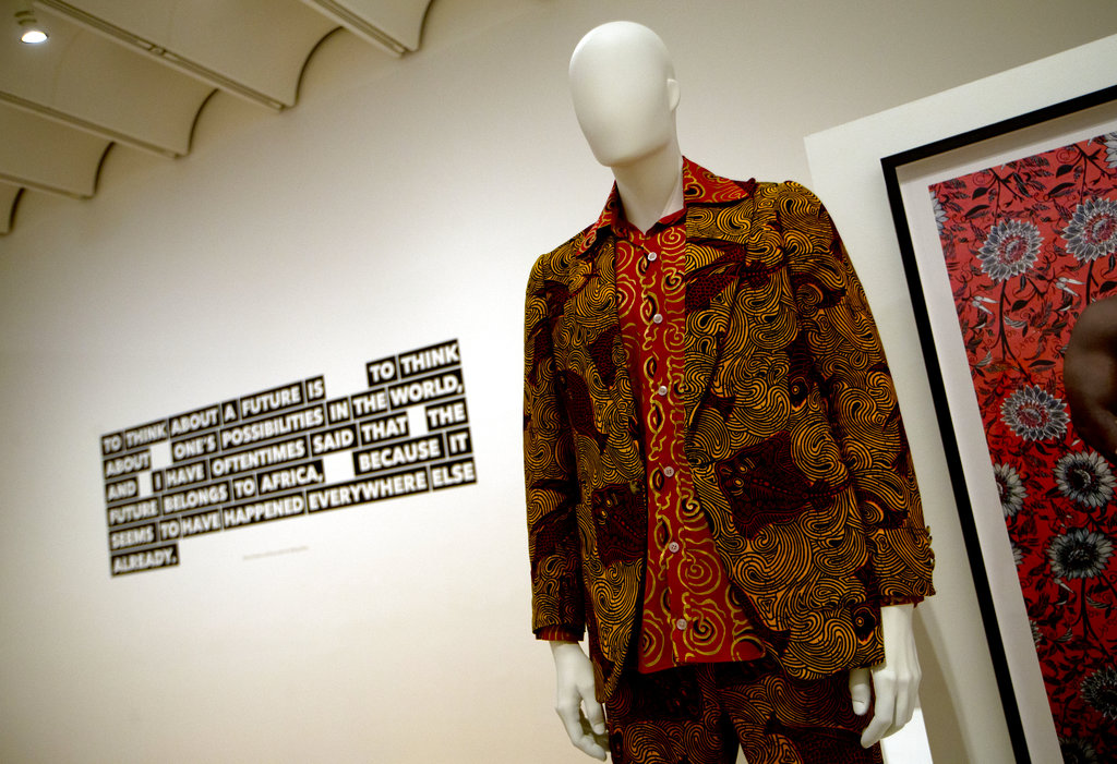 Jones by is shown at the high museum of art wednesday oct 11 2017 in atlanta making africa a continent of contemporary design opens saturday