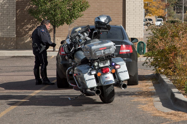 More crashes, fewer tickets creating a bumpy road | Sentinel